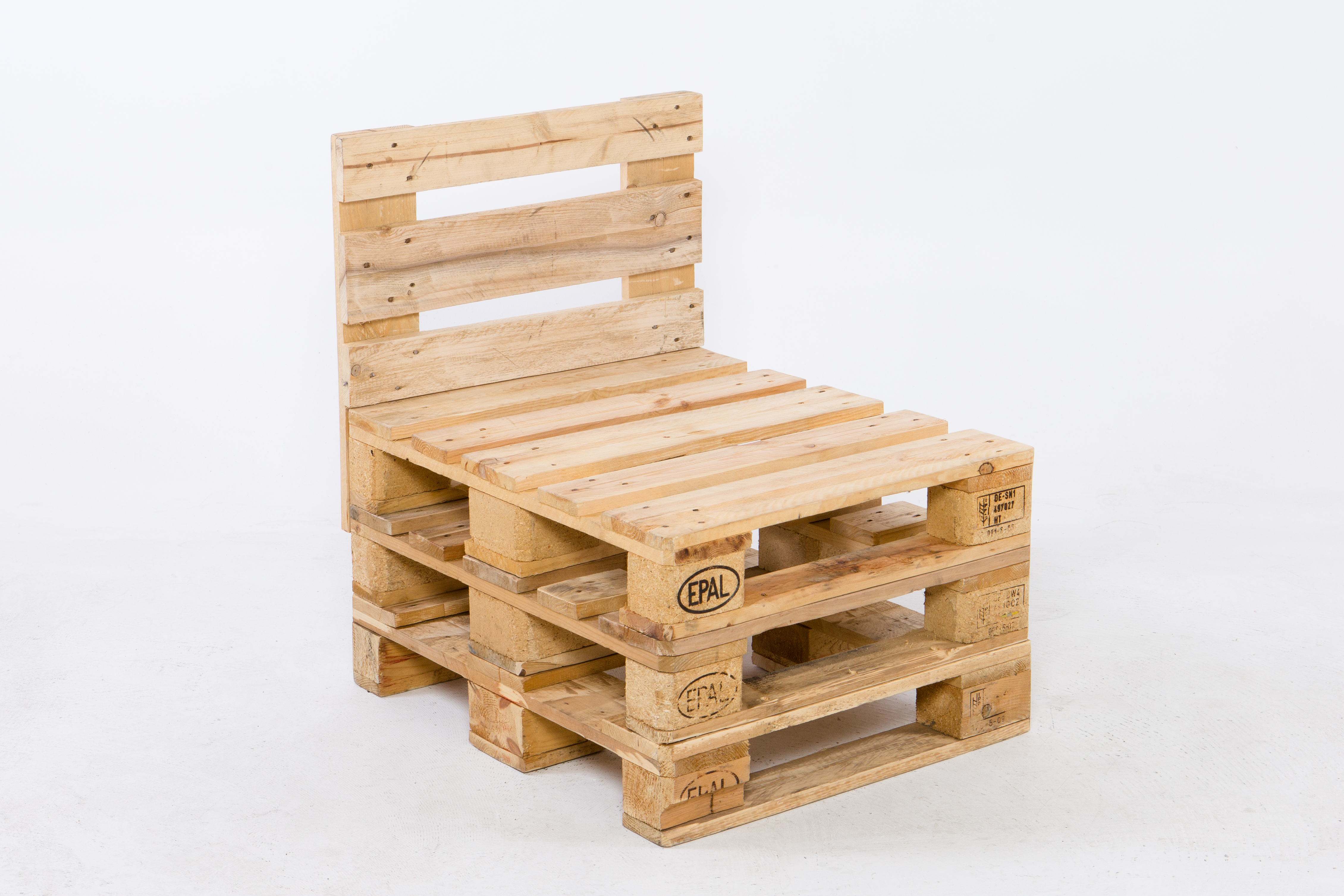 Pallet Single Seater Armchair